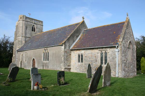 Holy Saviour Church Puxton